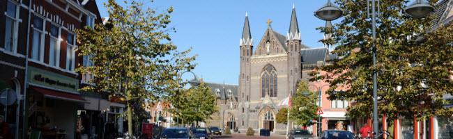 Appartementen huren Haarlem